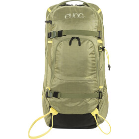 EVOC Line Selkäreppu 18l, heather light olive